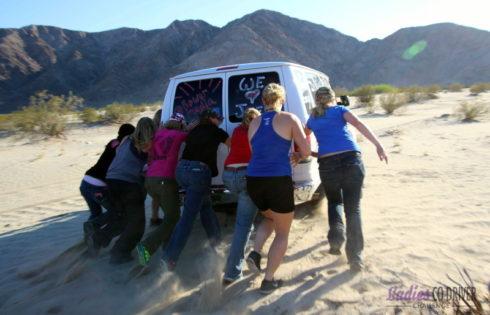 ladies codriver challenge bower media 1