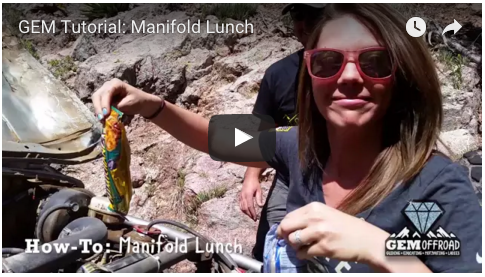 Manifold Lunch