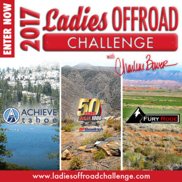 Enter Now: 2017 Ladies Offroad Challenge