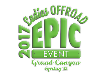 Ladies Offroad Epic Event