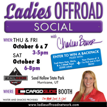 Ladies Offroad Social at Trail Hero