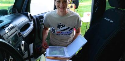 36 Hours of Uwharrie Ladies Co-Driver Challenge