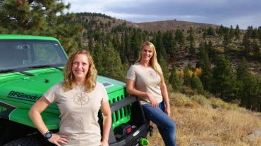 2016 Ladies Co-Driver Challenge Team Embarks on Inaugural Rebelle Rally