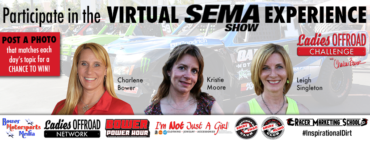 Ladies Co-Driver Challenge Events Conclude at SEMA Show