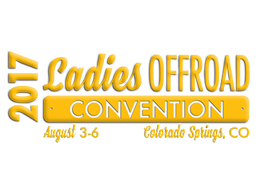 2017 Ladies Offroad Convention