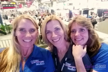 SEMA Show – Kristie's Story – Ladies Co-Driver Challenge – Event 4
