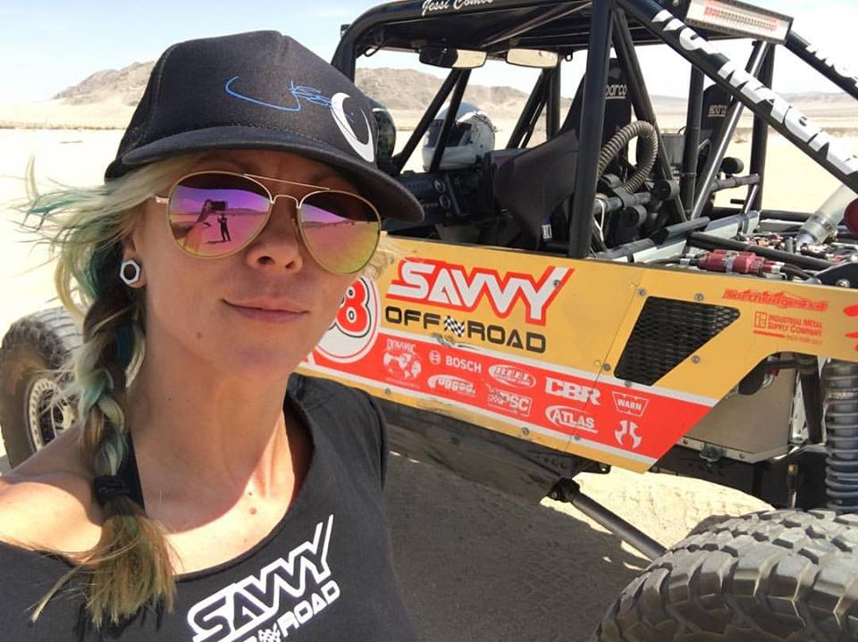 Jessi Combs – 2017 KOH Racer – Ladies Offroad Network