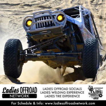 Ladies Offroad Network – 2017 King of the Hammers