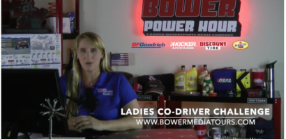About the Ladies Co-Driver Challenge
