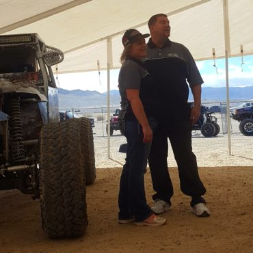 leslie thomason king of the hammers ladies offroad network