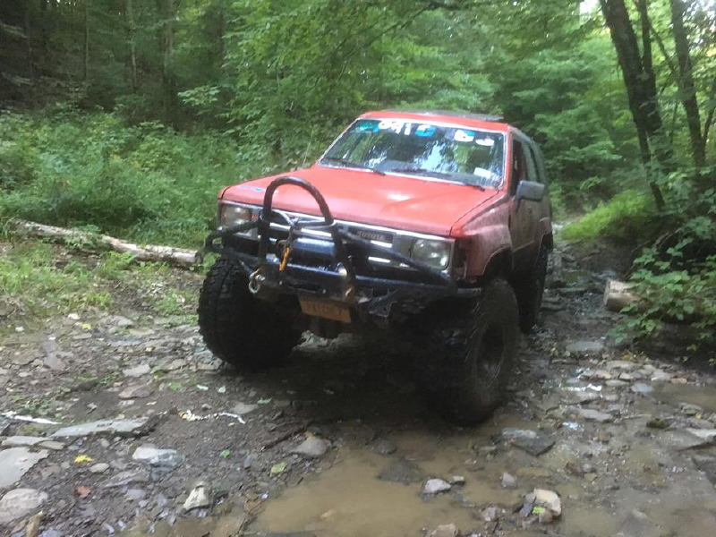 A 4Runner Named Patches