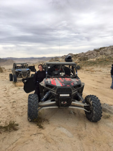 Brooke Caswell KOH Ladies Offroad Network
