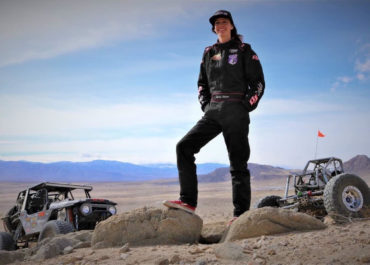 Jessica Johnston werock ladies offroad network