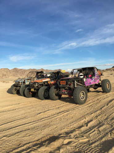 Makinzie King of the Hammers Ladies Offroad Network