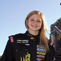 Olivia Messer – 2017 WERock Competitor