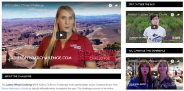 Ladies Offroad Challenge
