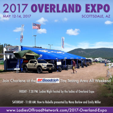 2017 Overland Expo