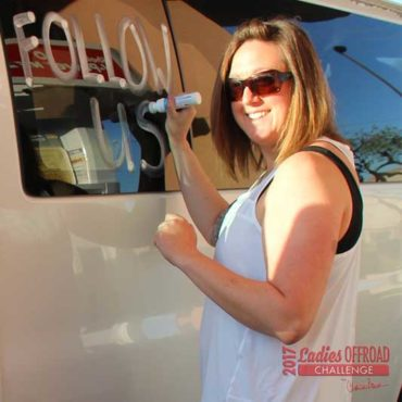 Angela Hinkley's Ladies Offroad Challenge Experience