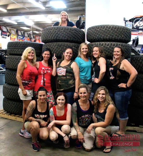 2017 Ladies Offroad Challenge Training Weekend – Geiser Brothers Shop Tour