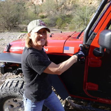 Diane Zalman – Ladies Offroad Challenge Featured Entry