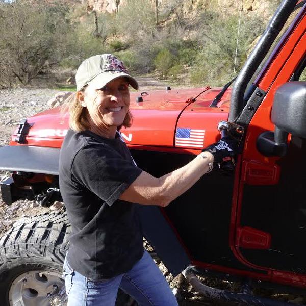 Diane Zalman – Ladies Offroad Challenge Featured Entry