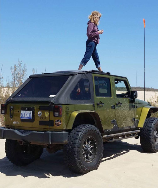 Ladies Offroad Challenge Featured Entry