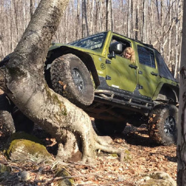 Mary Jo Airo – Ladies Offroad Challenge Featured Entry