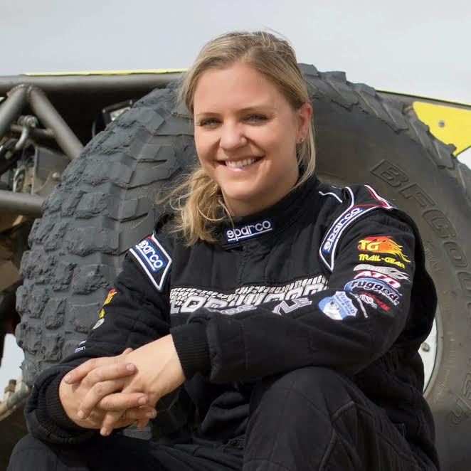 Megan Stevenson – Ladies Offroad Challenge Featured Entry