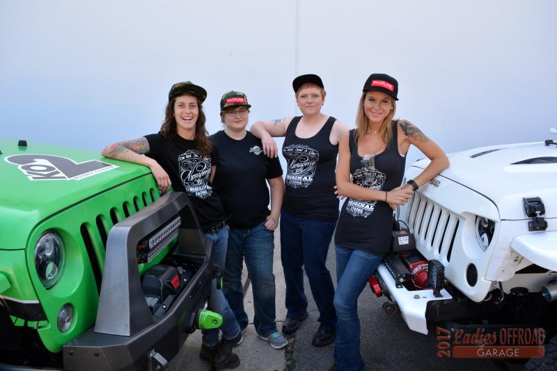2017 Ladies Offroad Garage
