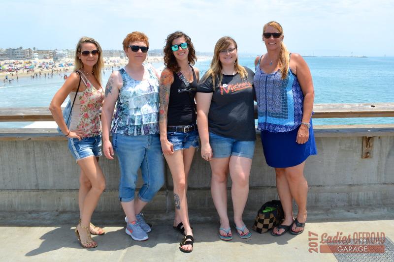 2017 Ladies Offroad Garage Venice Beach