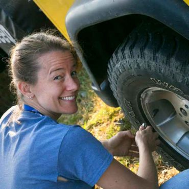 Allie Marsh – Ladies Offroad Challenge Featured Entry