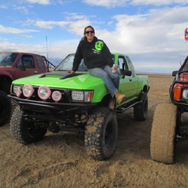 Brandy Groves – Ladies Offroad Challenge Featured Entry