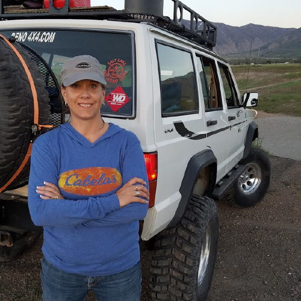 Donna Mayo – 2017 Ladies Offroad Challenge Featured Entry