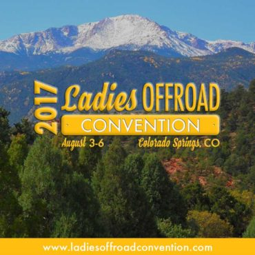 2017 Ladies Offroad Convention Event Coverage