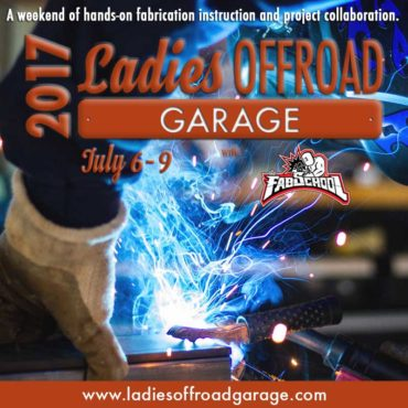 2017 Ladies Offroad Garage Event Coverage