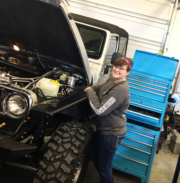 Makayla Holstein – Ladies Offroad Challenge Featured Entry