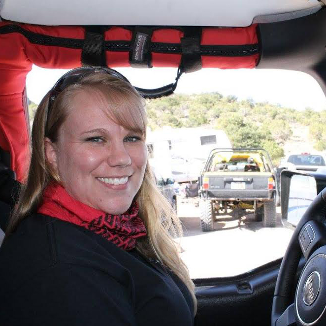 Jennifer Schawlb – Ladies Offroad Challenge Featured Entry