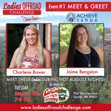 Ladies Offroad Challenge Rubicon Trail Meet & Greet #1