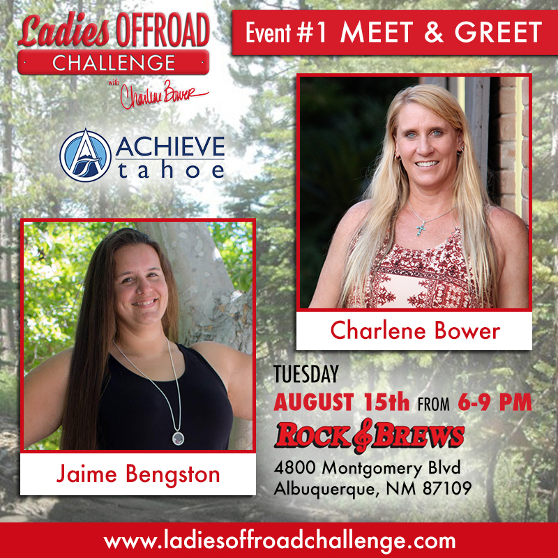 Ladies Offroad Challenge Rubicon Trail Meet & Greet #3