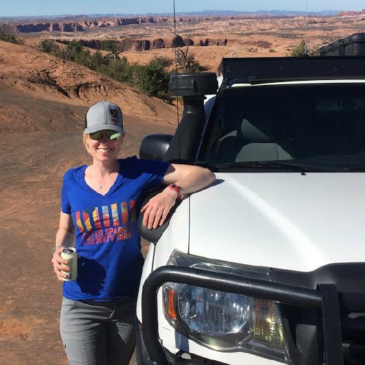 Stacy Walther – Ladies Offroad Challenge Featured Entry