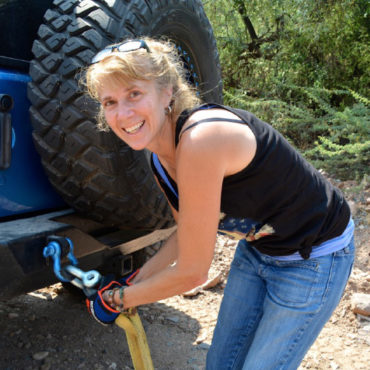 Mary Jo Airo's Wild Wheeling Weekend Experience