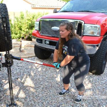 Trisha McMurray's Wild Wheeling Weekend Experience