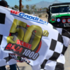 50th Baja 1000 Checker Flags and Hardware