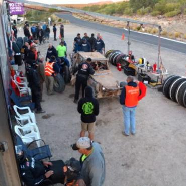 BFG Pit 5 Report: 50th SCORE Baja 1000