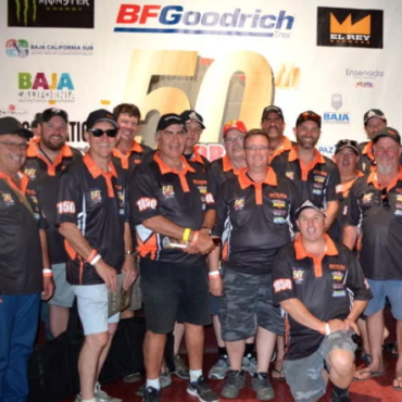 Meet More of the 50th SCORE Baja 1000 Racers