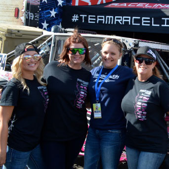 Ladies Racing Baja 1000