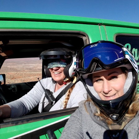 Fury Rode – Jessy's Story – Ladies Offroad Challenge Event 3