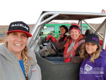 Kristin Conrad Fury Rode-Ladies Offroad Network LOC 2017