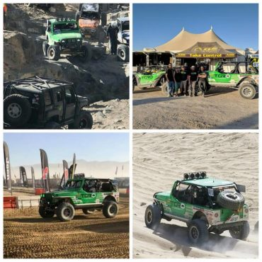 Cora King of the Hammers