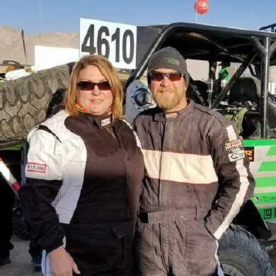 King Of the Hammers – Cora's Story